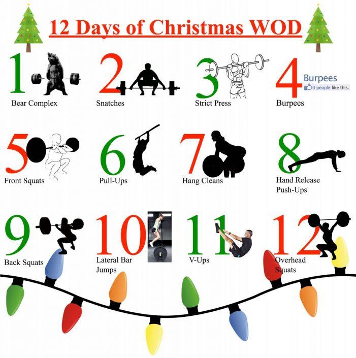 12/12/17 - CrossFit DNR