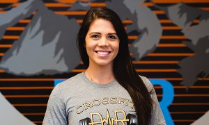 coach ana CrossFit DNR Fort Collins CO