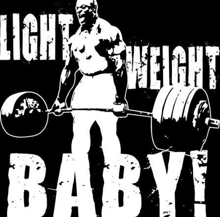 Deadlift max Lightweight baby CrossFit DNR
