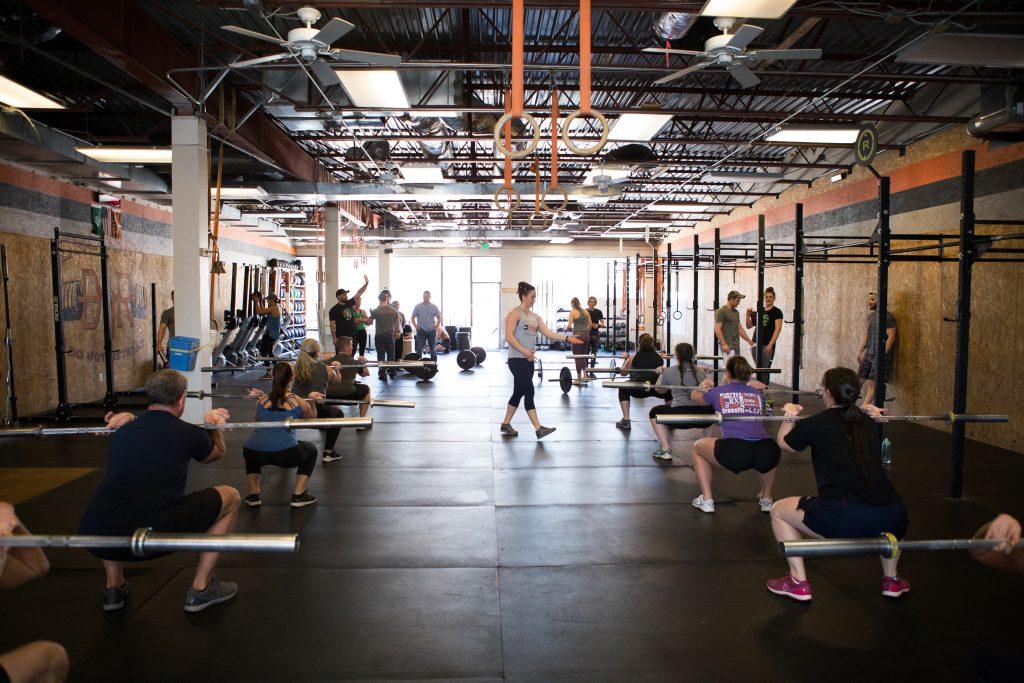 Squat City CrossFit DNR Fort Collins CO