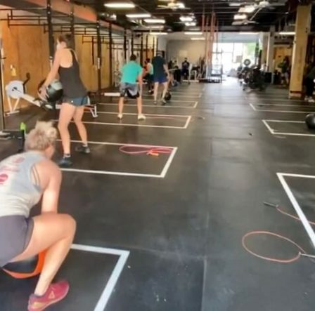 Classes are capping out! CrossFit DNR Fort Collins CO