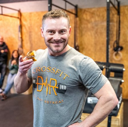 brother bro donut crossfit dnr Fort Collins Coloardo