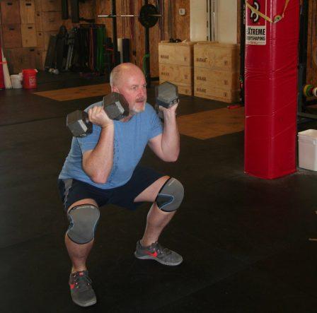 db squats crossfit dnr fort collins co