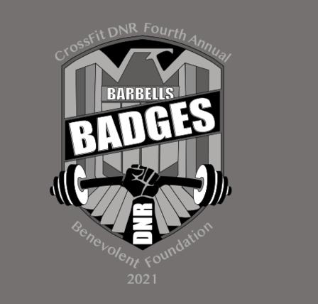 Barbells and Badges 2021 Benevolent Foundation CrossFit DNR Fort Collins Colorado