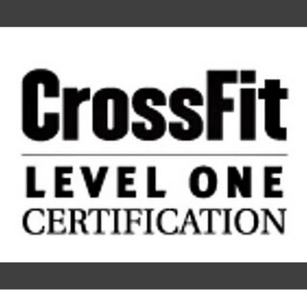 Congrats Intern Dallas for passing his CFL-1 cert CrossFit DNR Fort Collins CO