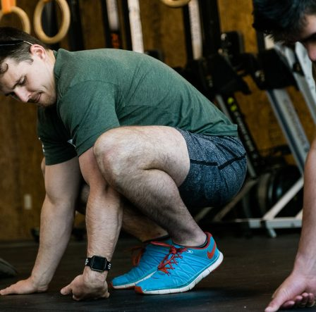 Stretch it out CrossFit DNR Fort Collins Colorado
