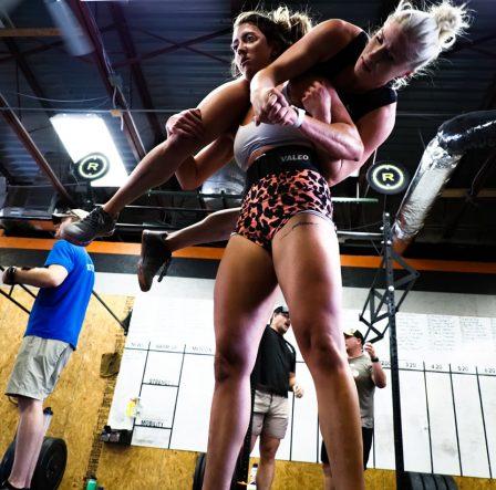 partner squats crossfit dnr fort collins colorado